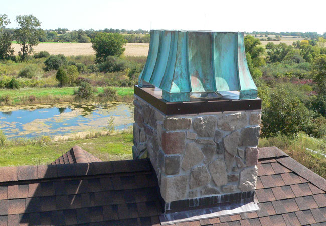 Chimney King Finishes And Materials