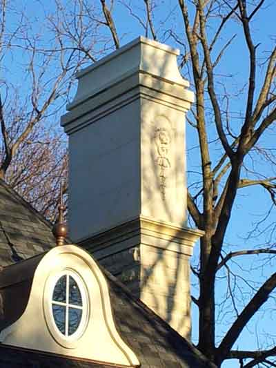 Chimney King Custom Chimney Caps Shrouds And Crowns Home