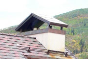 Vail Gable in Dark Bronze - Vail Village, CO.